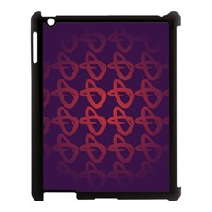 Zappwaits Design Apple Ipad 3/4 Case (black) by zappwaits