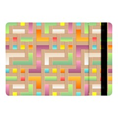 Abstract Background Colorful Apple Ipad Pro 10 5   Flip Case
