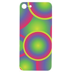 Background Colourful Circles Iphone 7/8 Soft Bumper Uv Case by HermanTelo