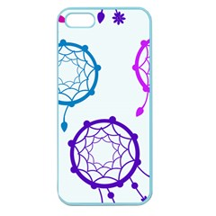 Star Apple Seamless Iphone 5 Case (color)