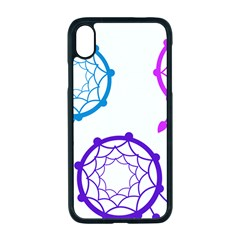 Star Iphone Xr Seamless Case (black)