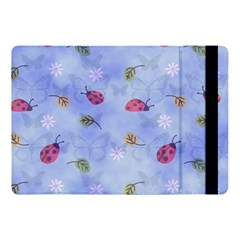Ladybug Blue Nature Apple Ipad Pro 10 5   Flip Case