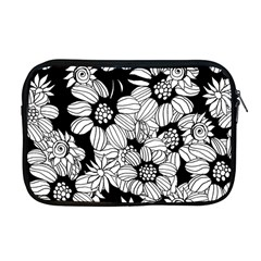 Mandala Calming Coloring Page Apple Macbook Pro 17  Zipper Case