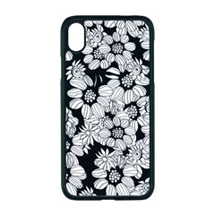 Mandala Calming Coloring Page Iphone Xr Seamless Case (black)