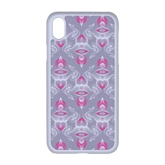 Seamless Pattern Background Iphone Xr Seamless Case (white)