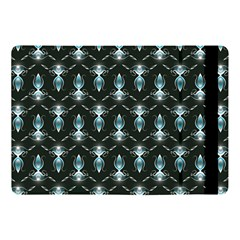 Seamless Pattern Background Black Apple Ipad Pro 10 5   Flip Case
