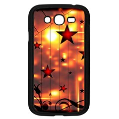 Star Radio Light Effects Magic Samsung Galaxy Grand Duos I9082 Case (black) by HermanTelo