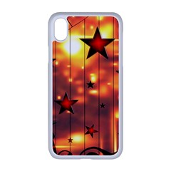 Star Radio Light Effects Magic Iphone Xr Seamless Case (white)