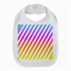 Abstract Lines Mockup Oblique Bib