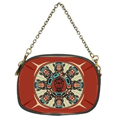 Grateful Dead Pacific Northwest Cover Chain Purse (two Sides)