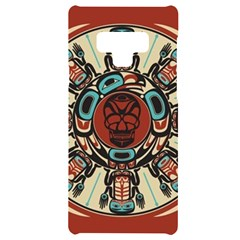Grateful Dead Pacific Northwest Cover Samsung Note 9 Black Uv Print Case