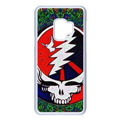 Grateful Dead Samsung Galaxy S9 Seamless Case(white) by Sapixe