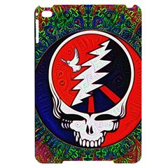 Grateful Dead Apple Ipad Mini 4 Black Uv Print Case