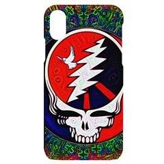 Grateful Dead Iphone X/xs Black Uv Print Case
