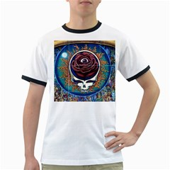 Grateful Dead Ahead Of Their Time Ringer T by Sapixe