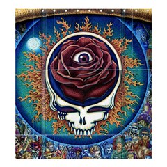 Grateful Dead Ahead Of Their Time Shower Curtain 66  X 72  (large)