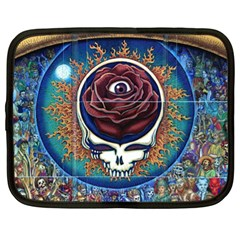 Grateful Dead Ahead Of Their Time Netbook Case (xl)