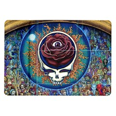 Grateful Dead Ahead Of Their Time Samsung Galaxy Tab 10 1  P7500 Flip Case by Sapixe