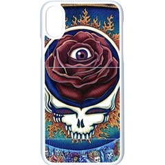 Grateful Dead Ahead Of Their Time Iphone Xs Seamless Case (white)