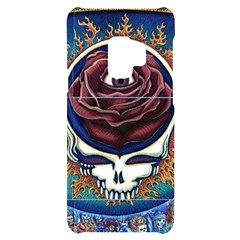 Grateful Dead Ahead Of Their Time Samsung S9 Black Uv Print Case