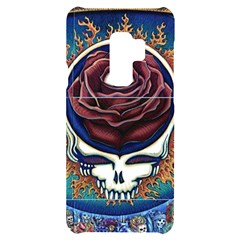 Grateful Dead Ahead Of Their Time Samsung S9 Plus Black Uv Print Case