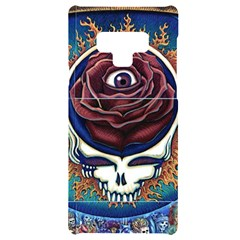 Grateful Dead Ahead Of Their Time Samsung Note 9 Black Uv Print Case
