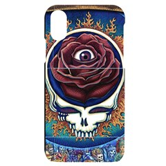 Grateful Dead Ahead Of Their Time Iphone X/xs Black Uv Print Case