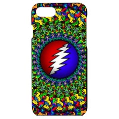 Grateful Dead Iphone 7/8 Black Uv Print Case