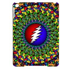 Grateful Dead Apple Ipad Pro 9 7   Black Uv Print Case