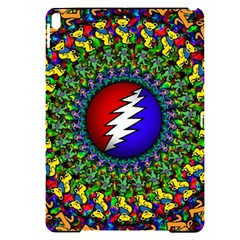 Grateful Dead Apple Ipad Pro 10 5   Black Uv Print Case