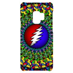 Grateful Dead Samsung S9 Black Uv Print Case