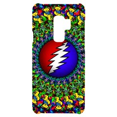 Grateful Dead Samsung S9 Plus Black Uv Print Case