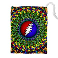 Grateful Dead Drawstring Pouch (xxxl)