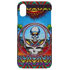Grateful Dead Wallpapers Iphone Xr Black Uv Print Case