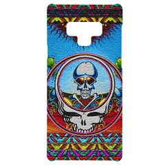 Grateful Dead Wallpapers Samsung Note 9 Black Uv Print Case