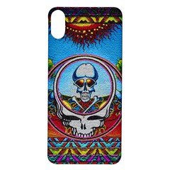 Grateful Dead Wallpapers Iphone X/xs Soft Bumper Uv Case