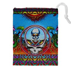 Grateful Dead Wallpapers Drawstring Pouch (xxxl)