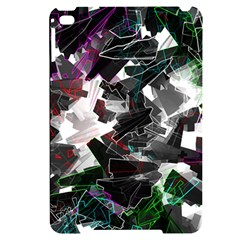 Abstract Science Fiction Apple Ipad Mini 4 Black Uv Print Case by HermanTelo