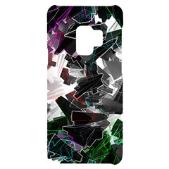 Abstract Science Fiction Samsung S9 Black Uv Print Case
