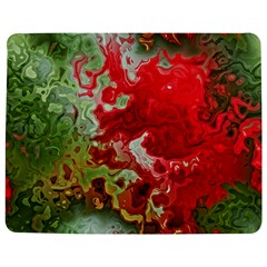 Abstract Stain Red Seamless Jigsaw Puzzle Photo Stand (rectangular)