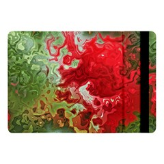Abstract Stain Red Seamless Apple Ipad 9 7
