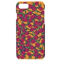 Roses  Iphone 7/8 Black Uv Print Case by BubbSnugg