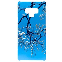 The Beauty Of Life  Cherry Blossom Tree Samsung Note 9 Black Uv Print Case  by WensdaiAddamns