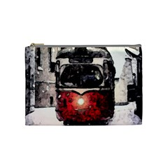 Winter Trolley Cosmetic Bag (medium)