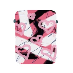 Heart Abstract Apple Ipad 2/3/4 Protective Soft Cases
