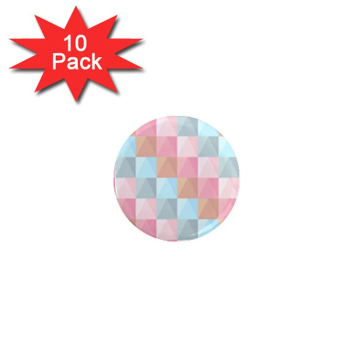 Background Pastel 1  Mini Magnet (10 pack)