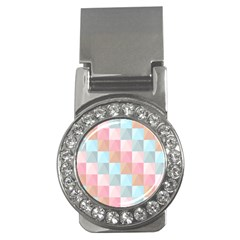 Background Pastel Money Clips (cz)