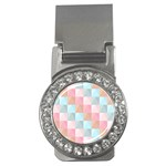 Background Pastel Money Clips (CZ)  Front
