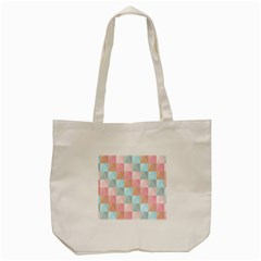 Background Pastel Tote Bag (cream) by HermanTelo