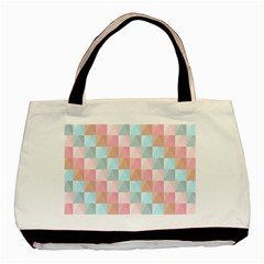 Background Pastel Basic Tote Bag (two Sides) by HermanTelo